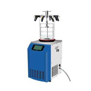 HX-12-50DG立式压盖多歧管冷冻干燥机