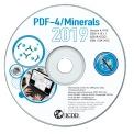 PDF-4+2019矿物版衍射数据库卡片