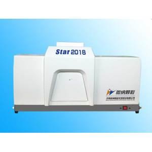 济南微纳普激光粒度分析仪winner star2018