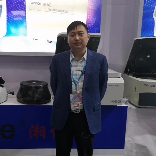 轻质智能大容量 与中国制造4.0共进――CISILE2019系列采访之湘仪