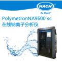 在線鈉離子分析儀Polymetron NA9600 sc