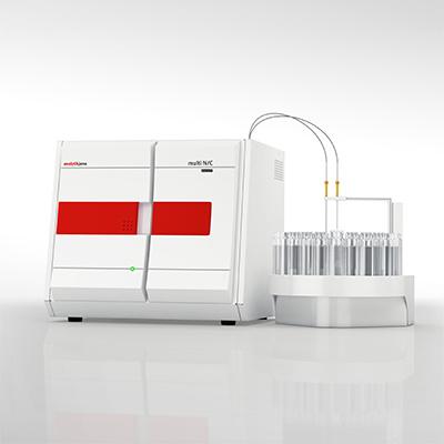 multi N/CPharma HT制药专用干法总有机碳/总氮分析仪