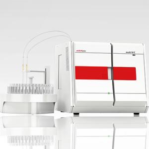 德国耶拿 multi N/C 3100 TOC总有机碳/总氮分析仪