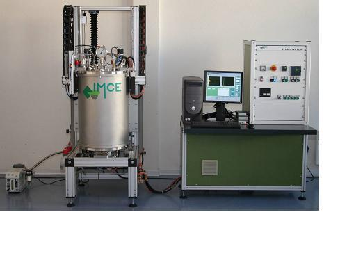 高温动态弹性模量和阻尼分析系统