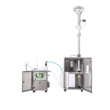 德润达LVS+AFC-16C分体式自动换膜颗粒物采样系统