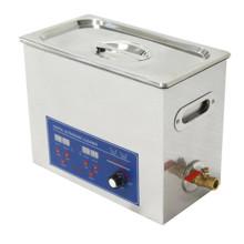 左乐台式带加热超声波清洗器
