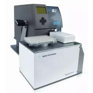 Agilent 微孔板条形码贴标机