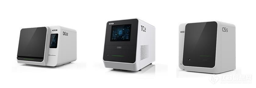 领航基因数字PCR系统组合:样本制备仪、扩增仪、阅读仪.jpg