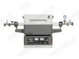 1200度大管径/加长双温区/真空气氛管式电炉