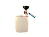 05-2721巴罗克试剂废液桶倾倒式安全收集装置