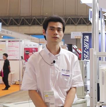 积极拓展中国市场 提升品牌影响力――JASIS 2019视频采访Airtech