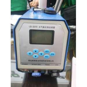第三方检测机构用LB-2070空气氟化物颗粒采样器