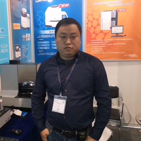 用静态图像照亮3D打印等三大热门领域――访莱驰科技粒度仪销售经理杨侃