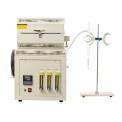 可吸附有機鹵化物aox燃燒爐