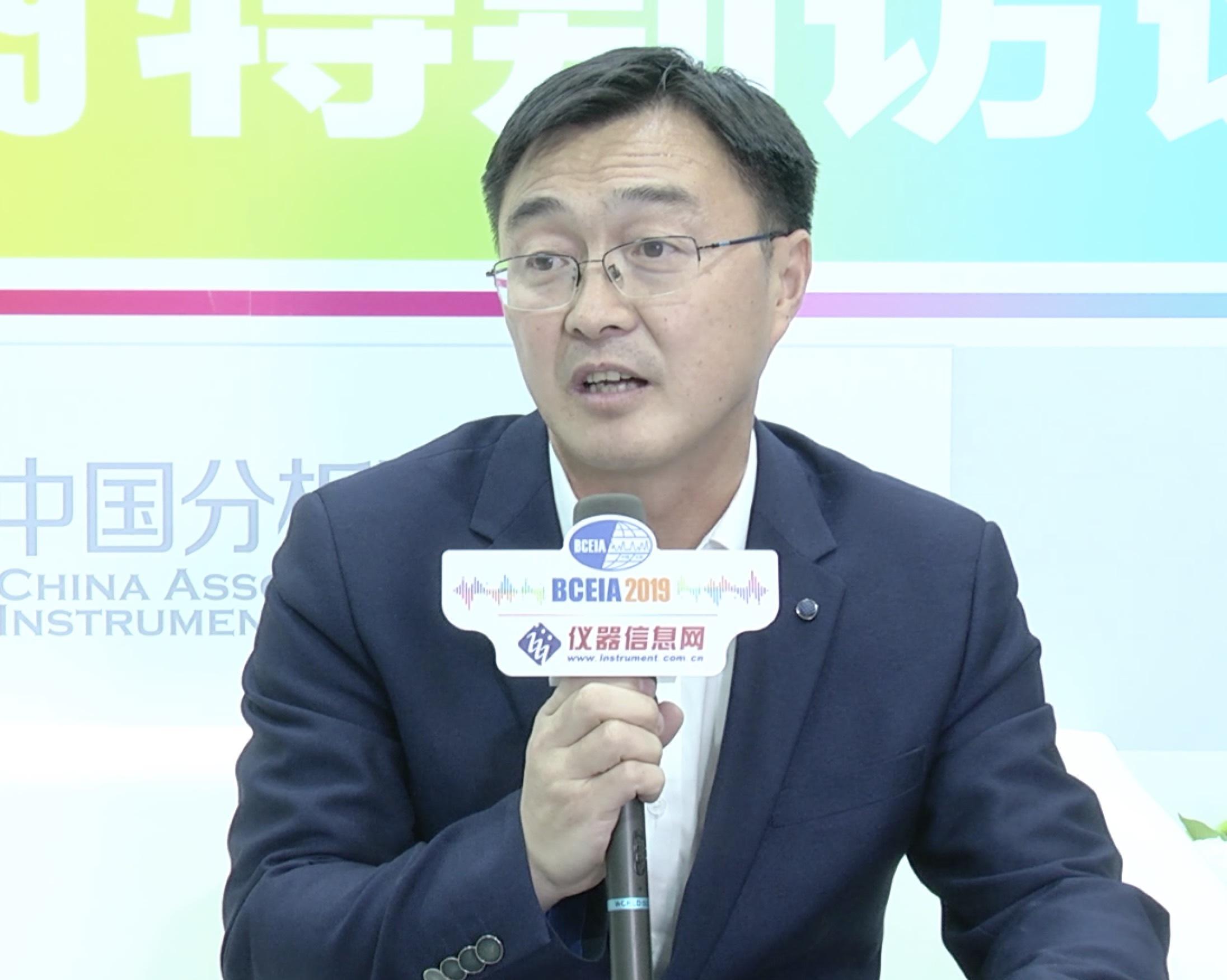 国内国外市场两手抓――访北京格瑞德曼仪器设备有限公司总经理杜平