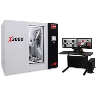 美国北极星成像X射线系统 X3000型工业CT