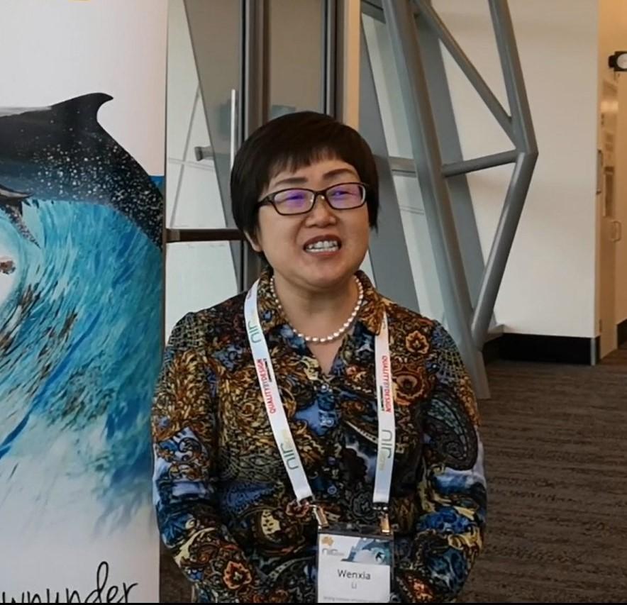 近红外光谱助力纺织品再循环――视频访北京服装学院李文霞教授