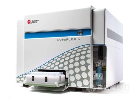 贝克曼库尔特流式细胞仪CytoFLEX S.png