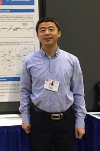 液质应用工程师。2012年加入安捷伦,在环境分析、代谢组学、药物分析和食品安全等领域拥有丰富的应用经验。