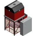 捷克高温炉罩式炉VP1000/17 1700°C