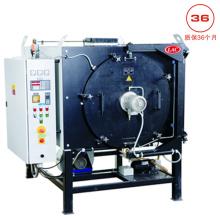 捷克LAC 带内部气体循环的可控制气氛炉 PKRC 1100℃