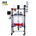 雙層玻璃反應釜HEB-100L