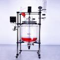 HEB-80L雙層玻璃反應釜