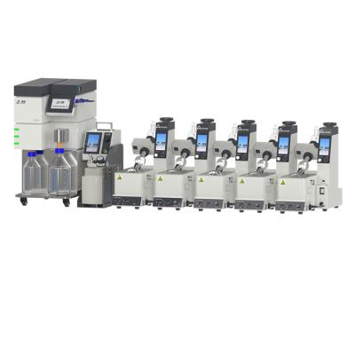 澳维发布北京澳维仪器  阵列旋转蒸发仪  miniRotar新品