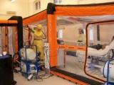 Isolation Unit 传染病紧急隔离帐篷