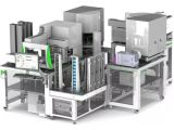 珀金埃尔默全自动化机器人整合系统