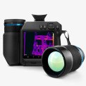 FLIR T840帶有取景器的高性能紅外熱像儀