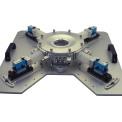Instec 真空型台式探针台探针外部移动