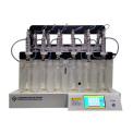 国环高科 一体化智能蒸馏仪 GGC-A
