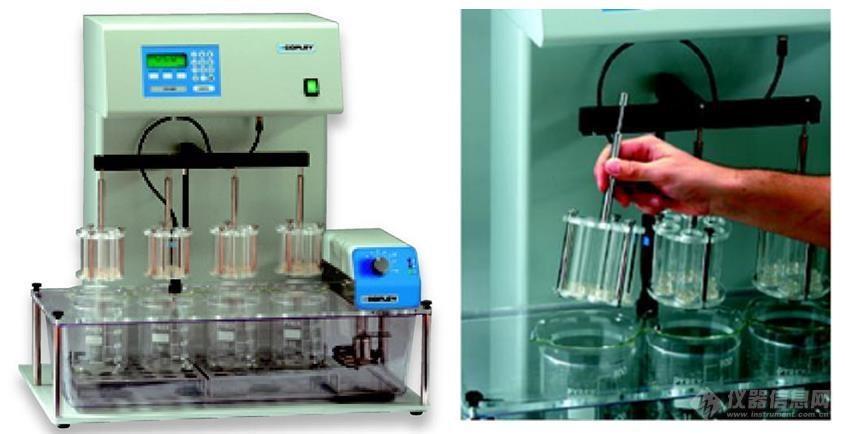 6.Copley Scientifice科普利(英国)——崩解仪DTG4000.jpg