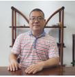 王牌加持 打造高端品牌�鹇浴�―�L青�u盛瀚色�V技�g有限公司董事�L朱新勇
