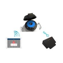 液氮罐智能锁管理系统