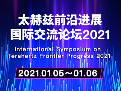 太赫兹前沿进展国际交流论坛 2021