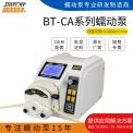 杰恒BT-100EA实验室蠕动泵计量泵软⊙管_基本型蠕动泵