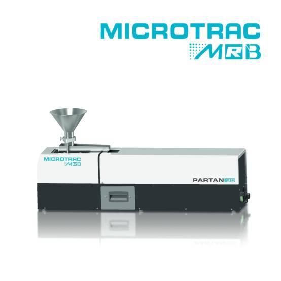 麦奇克 PARTAN 3D 颗粒图像分析仪