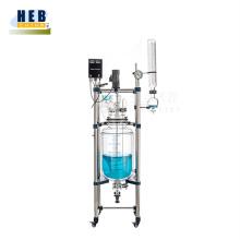 双层玻璃反应釜HEB-50L