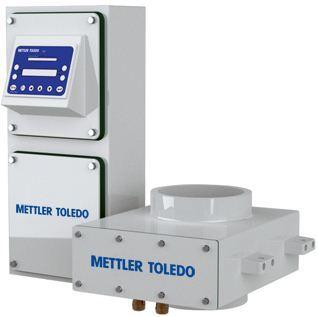 垂直包装产品的金属检测机
