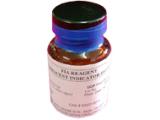 荧光指示剂染色硅胶