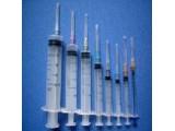 塑料注射器(无菌)/1ml一次性塑料无菌注射器/塑料注射器 1ml