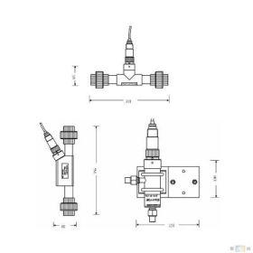 PHGF-46型流通式pH/ORP发送器系列