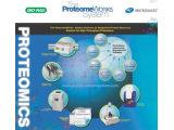 全套蛋白质组(Proteomics)研究设备、分析软件