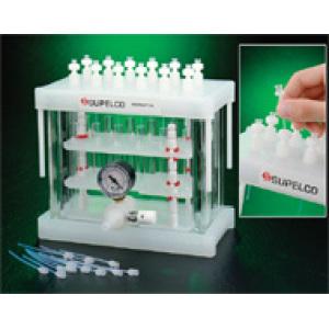 Supelco Visiprep DL 12位防交叉污染固相萃取装置