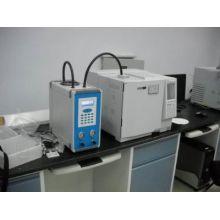 AHS-610顶空进样器与岛津GC2010气相色谱仪联机分析药物残留溶剂中环氧乙烷