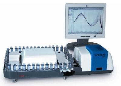 SPECORD ® S 600二极管阵列紫外分光光度计