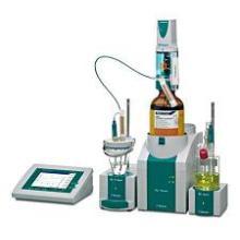 万通库仑法/容量法卡式水分测定仪 852