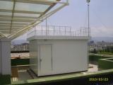 超级环境监测站房